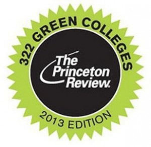 2013 Green Colleges Logo