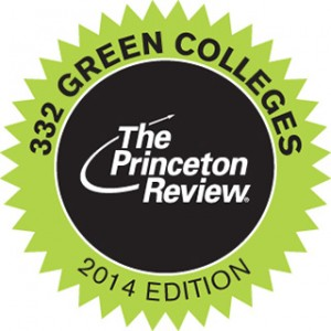 2014 Green Colleges Logo