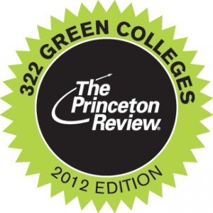 Princeton Review 2012