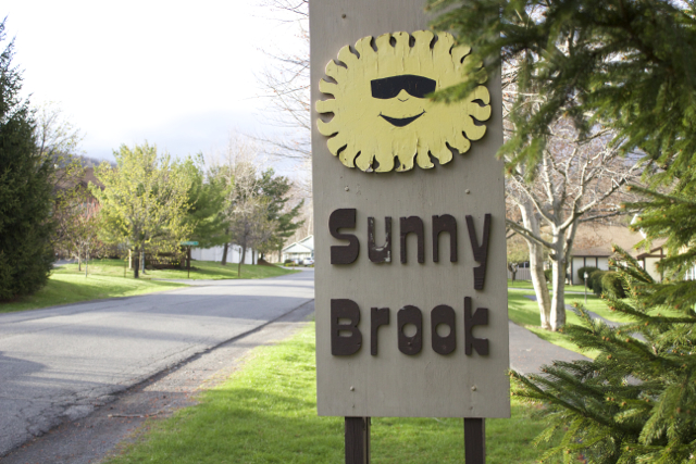 Welcome to Sunnybrook Housing.  Built in the shadow of Illinois Mountain in Highland NY.